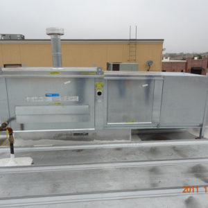 STUDIO SYSTEM PACKAGE MODULATING OUTDOOR GAS FURNACE SYSTEM FOR UP TO 1500 SQ FT