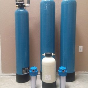 Ideal Earth Water Whole House Purification System